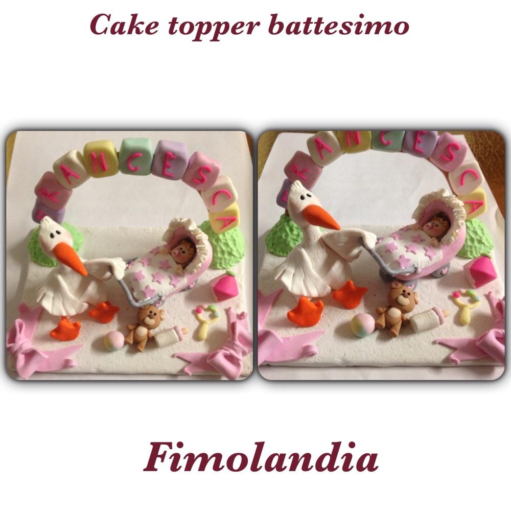 CAKE TOPPER SU ORDINAZIONE (3/3)