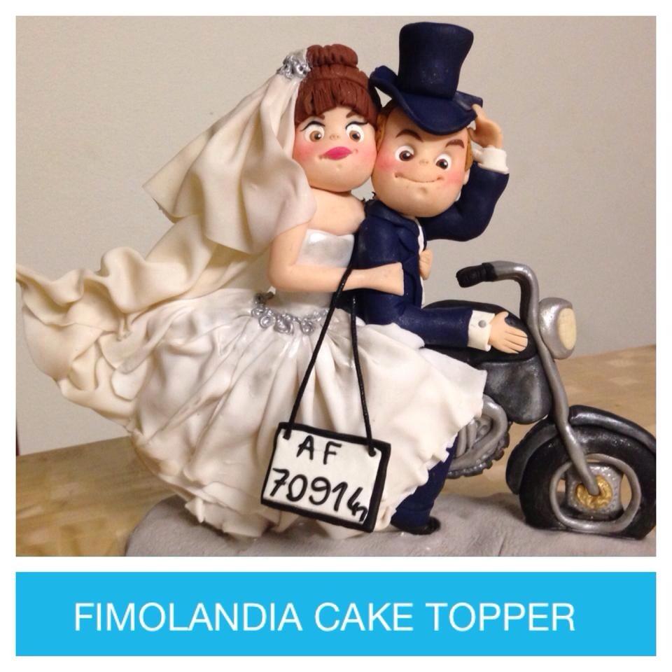 CAKE TOPPER SU ORDINAZIONE (1/3)